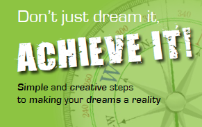 Don't Just Dream It, Achieve it cover